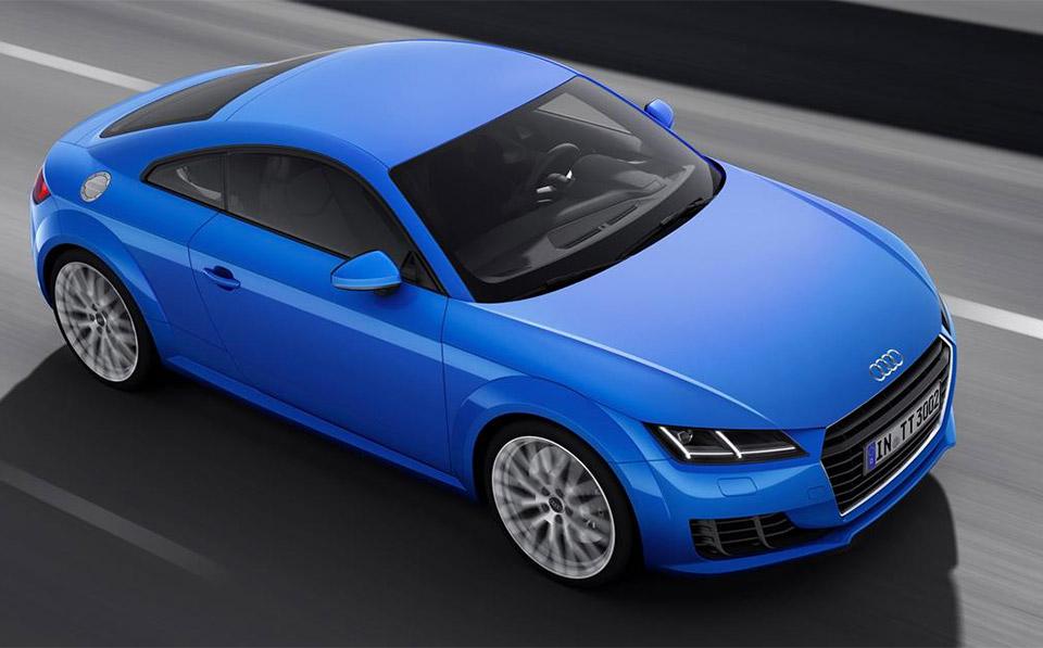 2015 Audi TT / TTS