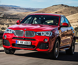2015 BMW X4: All New Crossover Unveiled