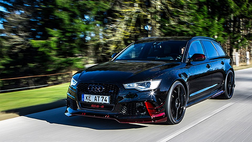 ABT Sportsline 730hp Audi RS6-R Avant
