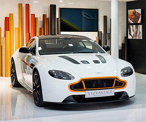 Q by Aston Martin: The Ultimate Bespoke Option
