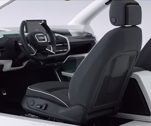 Audi James 2025: The Cockpit of the Future
