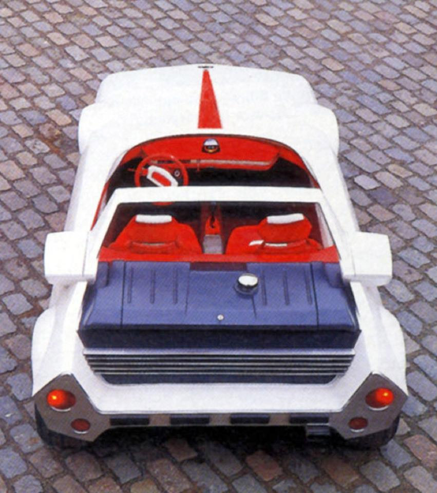 1000+ Images About Bertone Autobianchi Runabout On