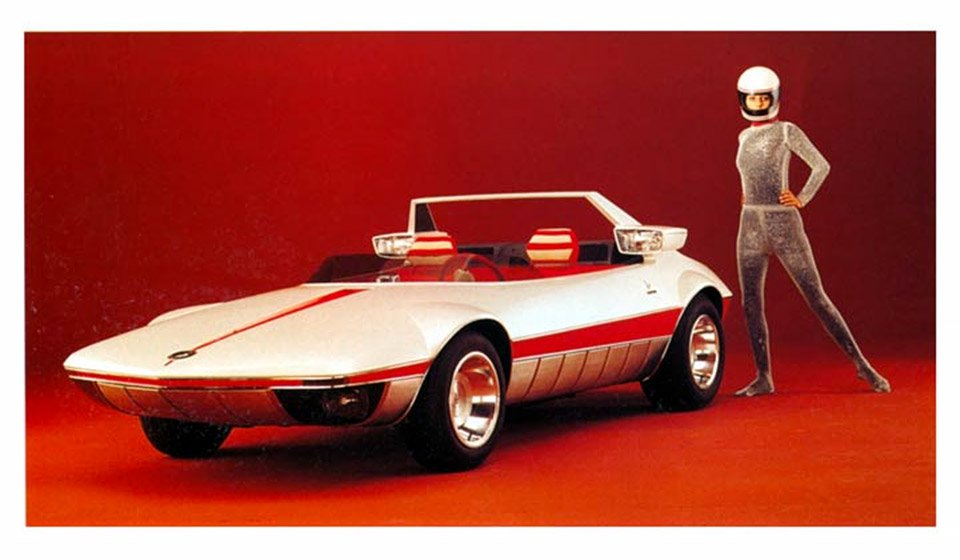 Concepts from Future Past: Autobianchi Runabout