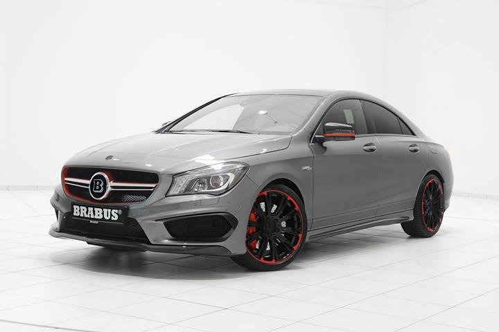 brabus 2014 mercedes benz cla45 amg 95 octane. Cars Review. Best American Auto & Cars Review