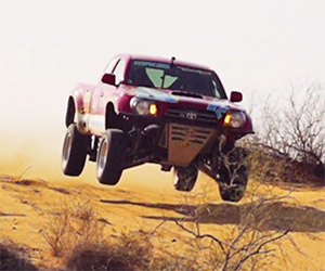 Pakistan's Cholistan Jeep Rally 2014