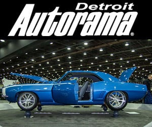 Five Awesome Cars from Detroit Autorama 2014