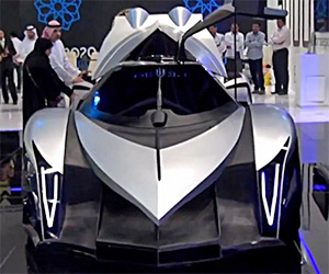 Devel Sixteen 5,000 Horsepower Hypercar