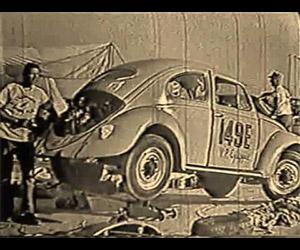 Dick Beith's Record 1961 Beetle Bonneville Run