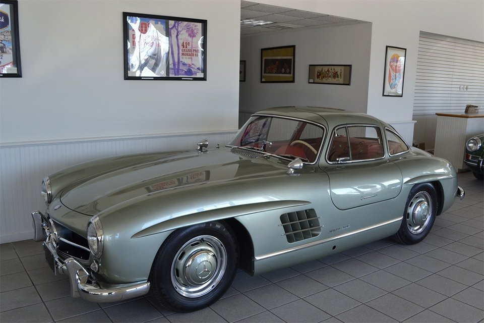 eBay Find: $1.8 Million 1955 Mercedes-Benz 300SL