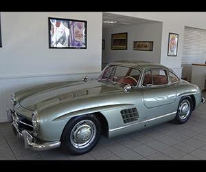 eBay Find: $1.8 Million 1955 Mercedes-Benz 300SL