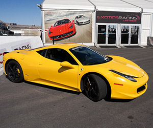 Review: Exotics Racing Las Vegas On-Track Driving