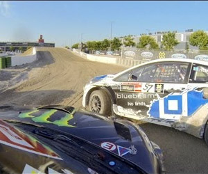 Global RallyCross 2013 Highlight Reel