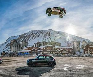 Chicherit's World Record Jump Attempt Goes Wrong