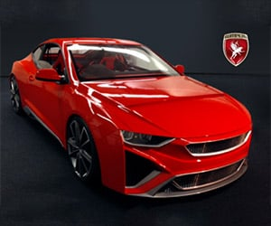 Gumpert Returns with the Explosion Sports Coupe
