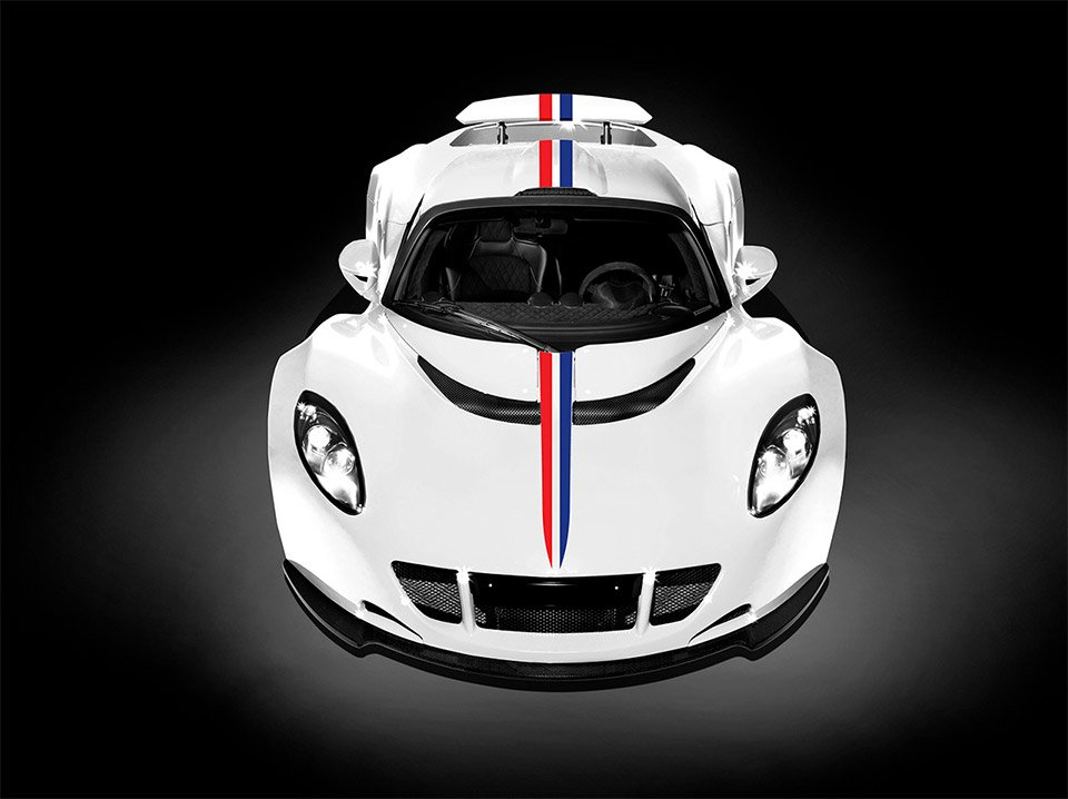 "Hennessey Venom GT ""World's Fastest Edition"""