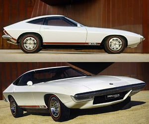 Concepts from Future Past: 1970 Holden Torana GTR-X