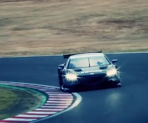 Honda Posts Video of NSX Concept-GT in Action