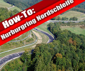 A Turn-by-Turn Guide to Driving the Nürburgring