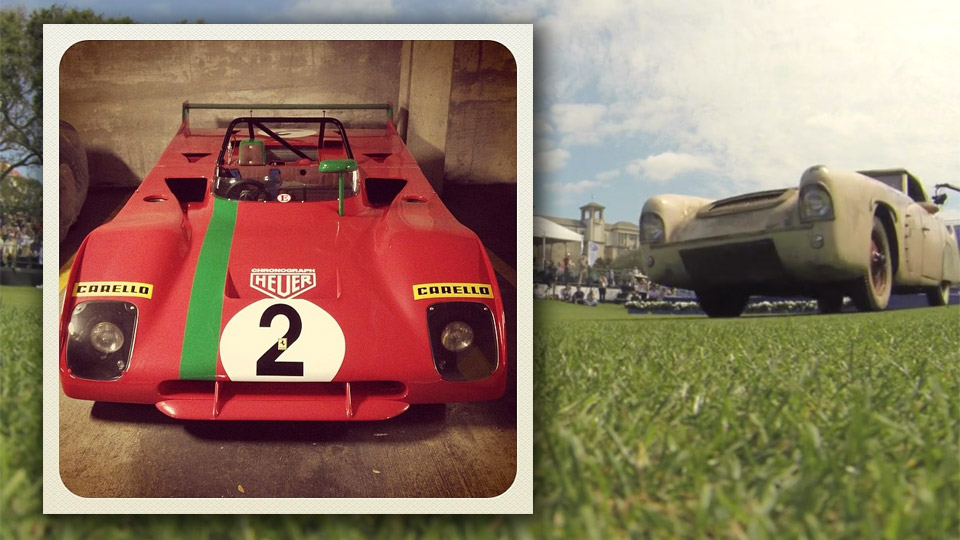 Instagramming the 2014 Amelia Island Concours