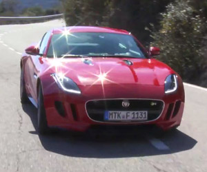 XCAR Reviews the Jaguar F-Type R Coupe