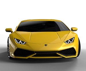 Lamborghini Huracán LP 610-4 Blows into Geneva
