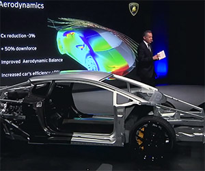 The Technology of the 2015 Lamborghini Huracán