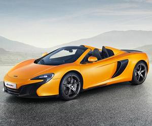 McLaren 650S Spider Drops its Top in Geneva