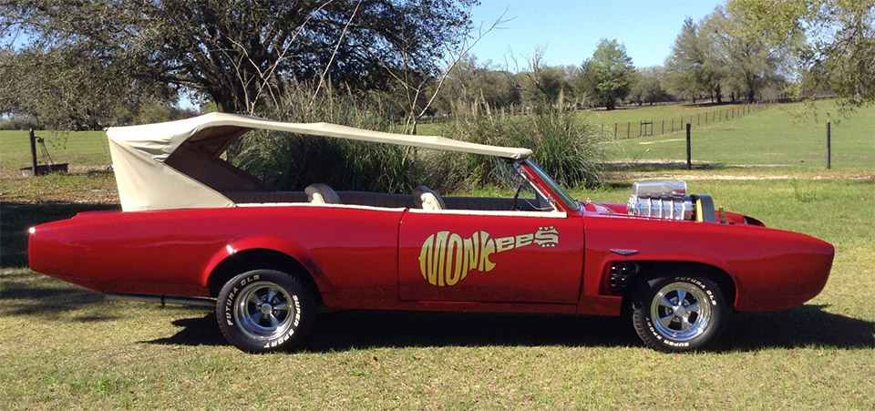 How To Rebuild Automatic Transmission >> Hey Hey! This Monkeemobile is for Sale - 95 Octane