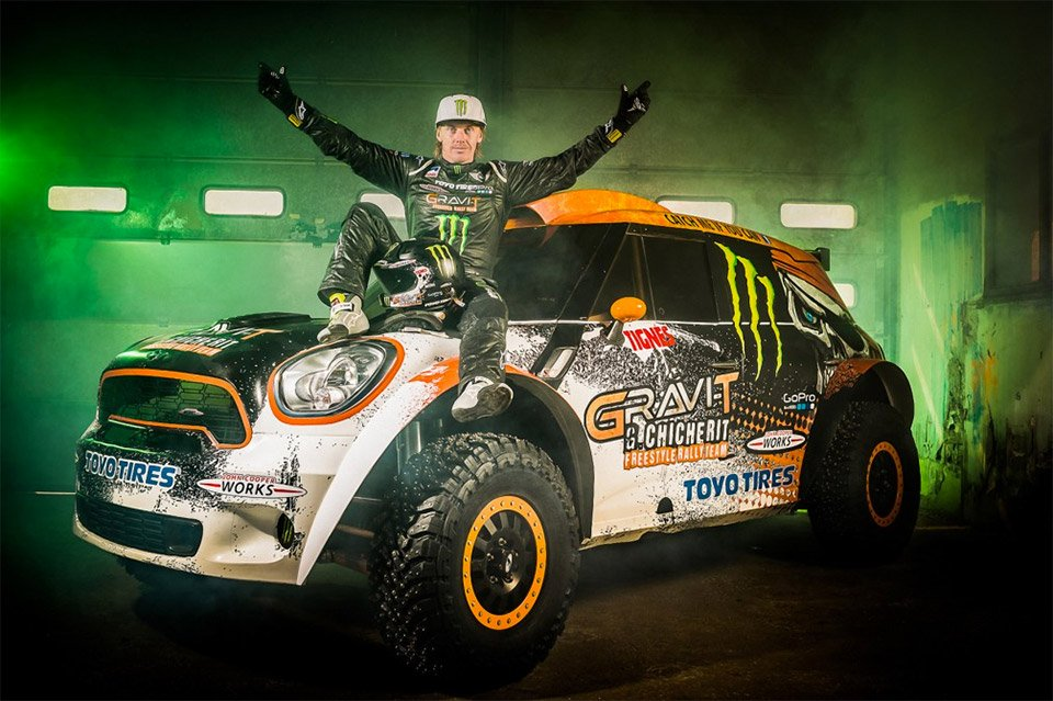 Monster Energy To Go For World Record Car Jump 95 Octane