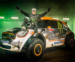 Monster Energy to Go for World Record Car Jump