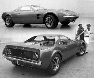 Concepts from Future Past: 1967 Ford Mach 2