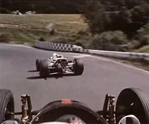 Drive the Nürburgring in a 1967 F1 Racer