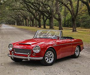 37,850 Mile Road Trip in a 1967 Datsun 1600 Roadster