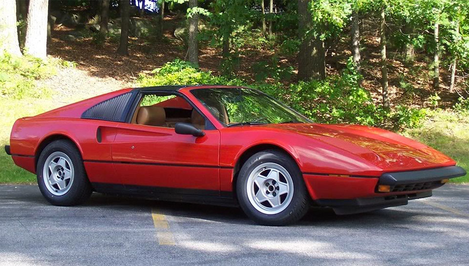 Mera The Pontiac That Wanted To Be A Ferrari 95 Octane