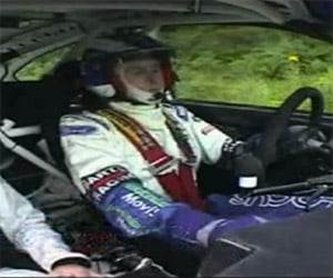 Rally Driving Lessons from Colin McRae