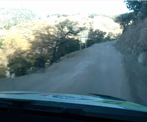 WRC Rally México 2014 Ride Along