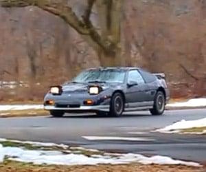Regular Car Reviews: 1986 Pontiac Fiero GT