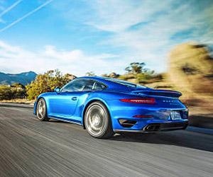 Road & Track Tries to Break a Porsche 911 Turbo S