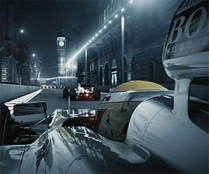 London Formula 1 Grand Prix Closer to Reality