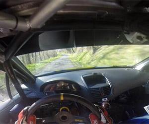 Intense Ride with Simon Pagenaud at Rally Vienna