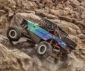 King of the Hammers: A Punishing Off-Road Race