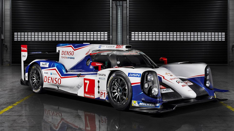 Toyota Racing TS040 Set to Take on Le Mans