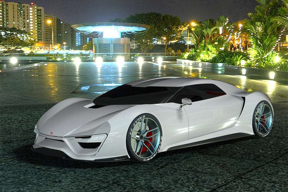 Trion Nemesis Wants to Be the Next American Supercar