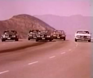 From the Vaults: 1967 Pontiac Firebird TV Spot