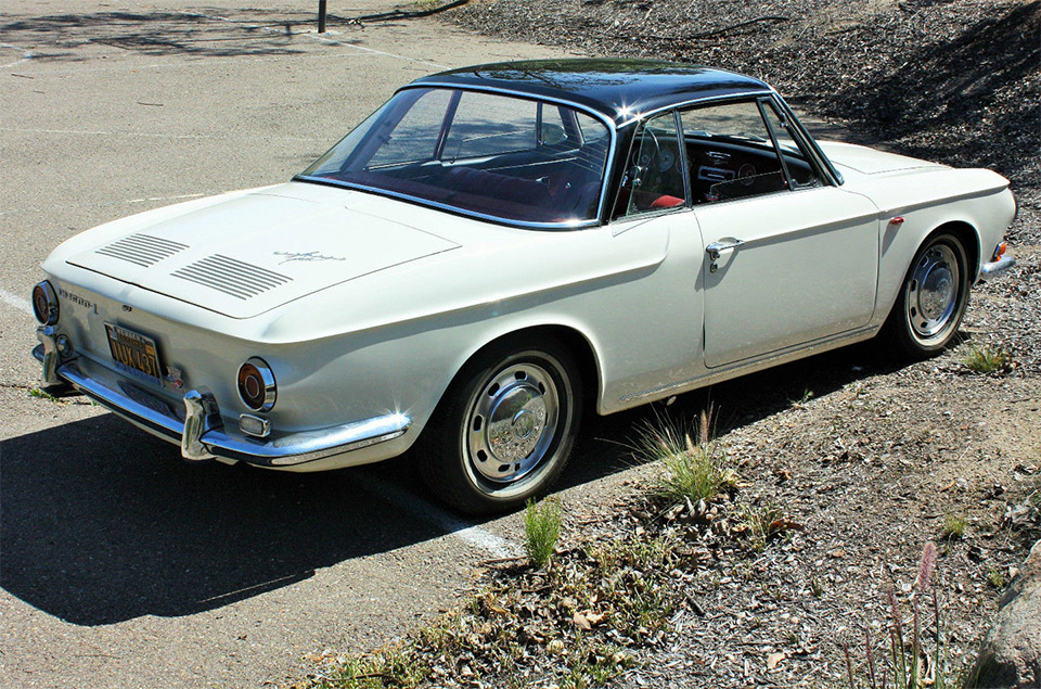 Beautiful 1968 Vw Type 34 Karmann Ghia For Sale 95 Octane