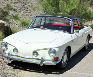 Beautiful 1968 VW Type 34 Karmann Ghia for Sale