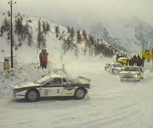 From the Vaults: 1984 Monte Carlo Rally