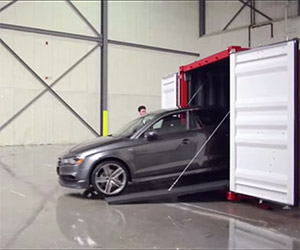 Unboxing the All-New 2015 Audi A3