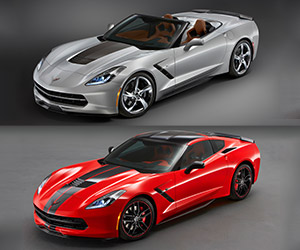 2015 Corvette Atlantic and Pacific Packages