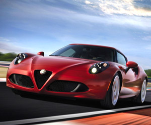 2015 Alfa Romeo 4C U.S. Release Set for June 2014
